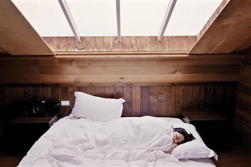 Naučte se rychle usnout
