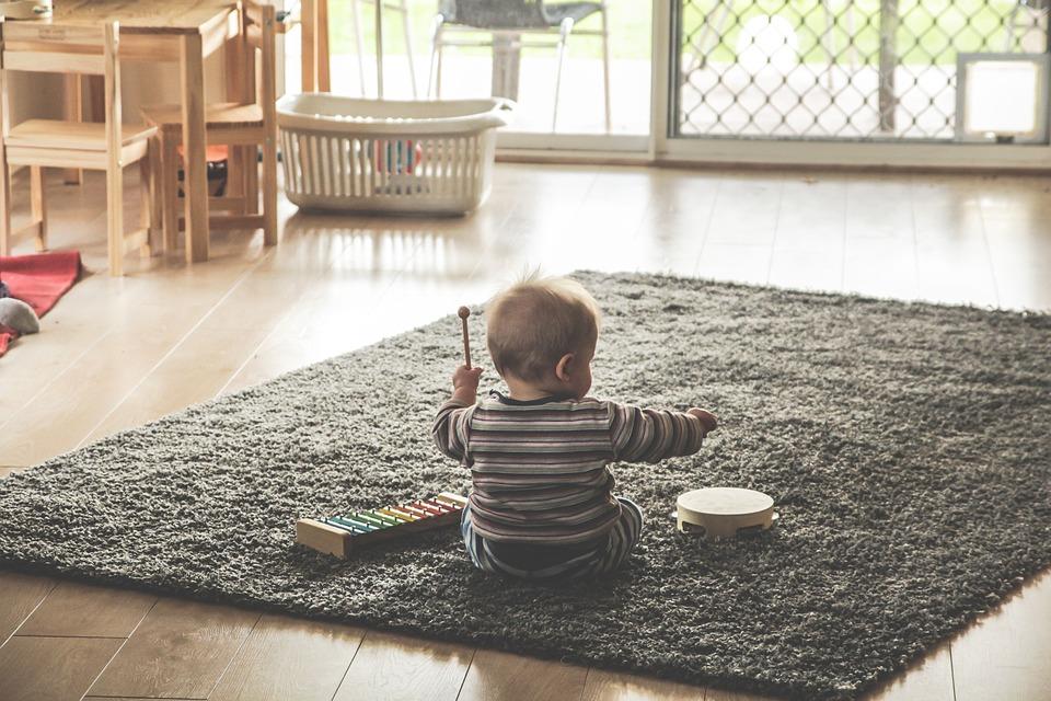 Nuda může postihnout i malé děti